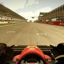 F1 2013 Racenet Nürburgring Ferrari F1-87/88C 1:29.859 + Setup