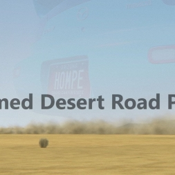 Unnamed Desert Road Project Teaser