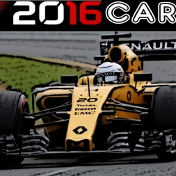 F1 2016 Career - S1R3: China - The Rain Spices Things Up!