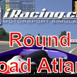 iRacing AOR Formula Renault 2.0 - Round 10 at Road Atlanta with Oculus Rift CV1
