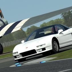 GoPro | rFactor2 | Honda NSX | Fun Race