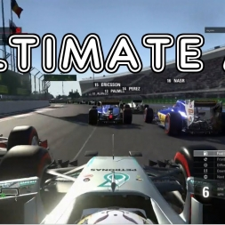F1 2016 - Ultimate AI