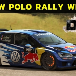 Dirt Rally - VW Polo Rally WRC at Germany