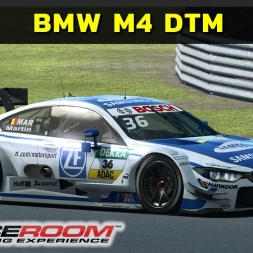 Raceroom  - BMW M4 DTM at Moscow