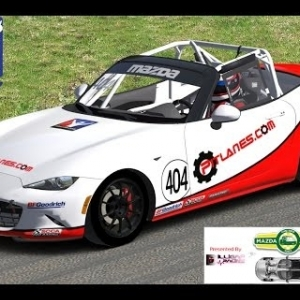 iRacing.com / Global MX-5 Challenge R1 / Mazda MX-5 / Daytona Road