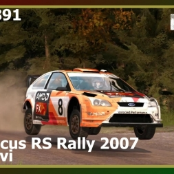 Dirt Rally - Ford Focus RS Rally 2007 - Kotajarvi