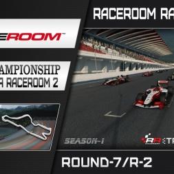 RaceRoom: FR2/S1 - Online Championship`16 (R7/Race-2 Raceroom Raceway GP)