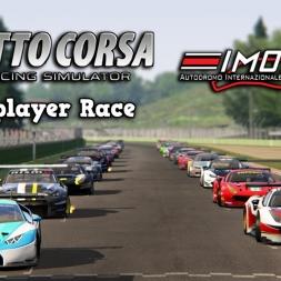 Assetto Corsa | Singleplayer | Ferrari 488 GT3 @ Autodromo di Imola