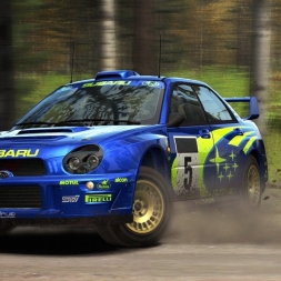 VSR DIRT RALLY | 2016 Summer Cup | R5 Rally Sweden | Balazs Toldi OnBoard