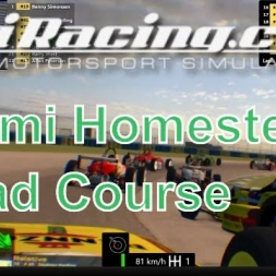 UK&I Skip Barber League Race at Miami Homestead Road Course with the Oculus Rift CV1