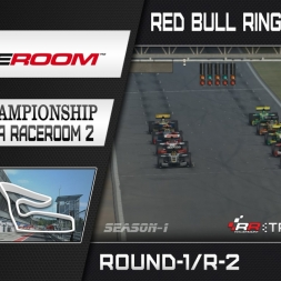 RaceRoom: FR2/S1 - Online Championship`16 (R1/Race-2 Red Bull Ring Spielberg)