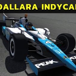 iRacing - Dallara Indycar at Charlotte Motor Speedway