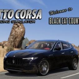 Assetto Corsa | Red Pack | Maserati Levante S @ Black Cat County