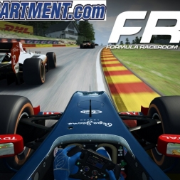 RaceRoom Broadcast | RaceDepartment FR2 @ Spa