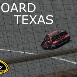 PSRL NASCAR 2013 | Texas | Balazs Toldi OnBoard