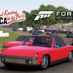 Forza 6 | Porsche Pack | Porsche 914/6  @ Road America