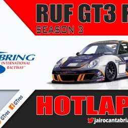 iRacing RUF GT3 Fixed @ Sebring | Hotlap 2'01.723 | Season 3 - 2016
