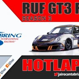 iRacing RUF GT3 Fixed @ Sebring | Hotlap 2'01.723 | Season 3 - 2016