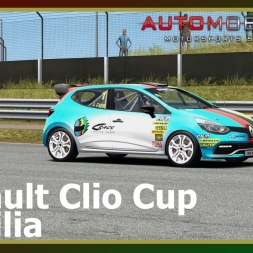 Automobilista - Renault Clio Cup - Brasilia