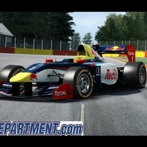 RaceRoom | RaceDepartment FR2 @ Spa