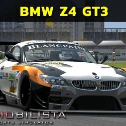 Automobilista - BMW Z4 GT3 at Jacarepaguá (PT-BR)