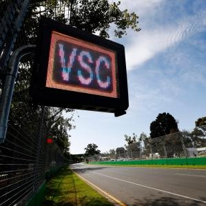 Virtual Safety Car demostration Assetto Corsa