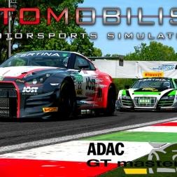 Automobilista - EEC GT3 Mod - ADAC GT Masters Series - GT-R Nismo GT3 - Monza