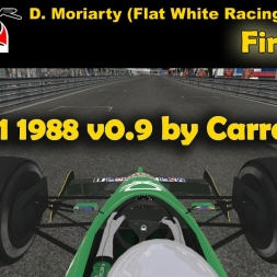 First Look - F1 1988 v0.9 Mod by Carrera (rFactor 2)