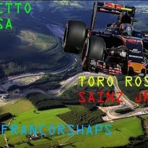 AssettoCorsa 1.7.5 F1 ACFL 2016 V4.02 TORO ROSSO SAINZ Jr  SPA GP