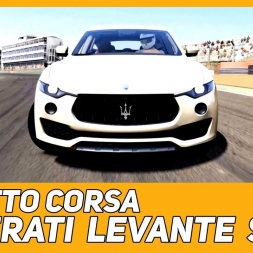 Assetto Corsa - Maserati Levante S - Brands Hatch