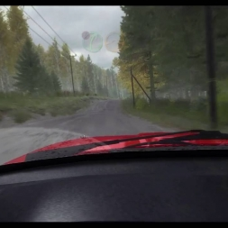 How to finish the Daily Event stage in Dirt Rally