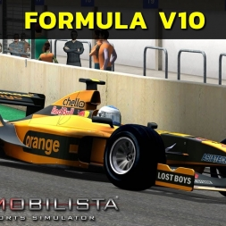 Automobilista - Formula V10 at Interlagos