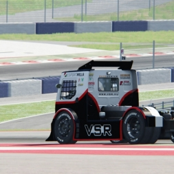 VSR Truck Series 2016 | Assetto Corsa | R2 Red Bull Ring | Balazs Toldi OnBoard
