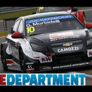RaceRoom Broadcast | RaceDepartment WTCC 2014 @ Spa
