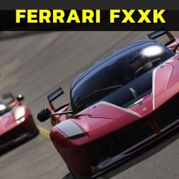 Assetto Corsa PC - Ferrari FXXK at Monza 66 Full Course - TRIPL3 PACK