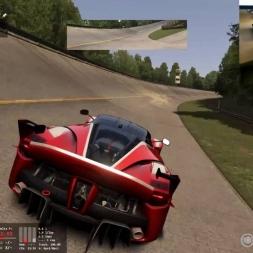 Assetto Corsa Ferrari FXXK Monza 66 Full Course  (Tripl3 Pack DLC)