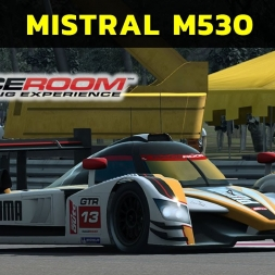 Raceroom - Mistral M530 at Paul Ricard (PT-BR)