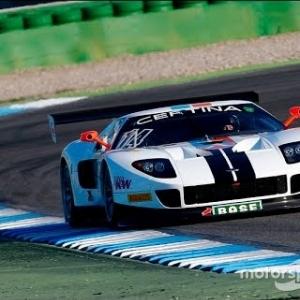 RaceRoom Hotlap | FORD GT GT3 @ Oschersleben 1:27:344