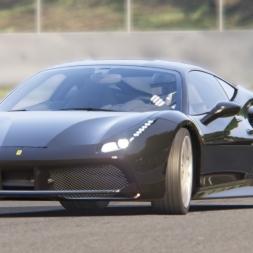 AC v1.8 Ferrari 488 GTB @ Catalunya GP