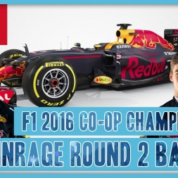 TwinRaGe Youtube Co-op Championship F1 2016 - Round 2 Bahrain