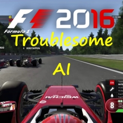 F1 2016: Risky strategy at Spa (with Commentary)