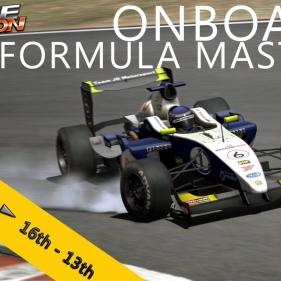 VSR Formula Masters | Spa-Francorchamps | Balazs Toldi OnBoard