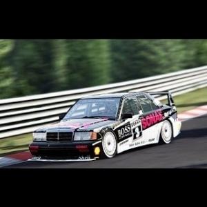 GTR-Masters | Assetto Corsa Fun | Mercedes-Benz 190E DTM | Spa-Francorchamps | Balazs Toldi OnBoard