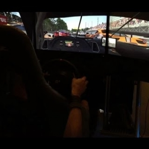 rFactor 2 - GTE - @ Monza -