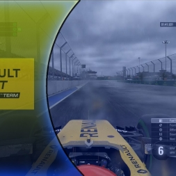 F1 2016 Career Mode Part 4: Splashing Around In Sochi!
