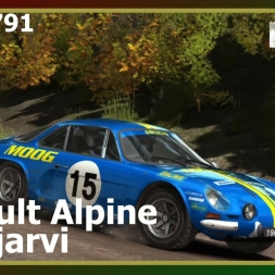 Dirt Rally - Renault Alpine A110 - Kailajarvi