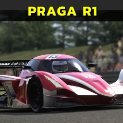 Assetto Corsa - Praga R1 at Nurburgring - DLC TRIPL3 PACK