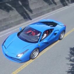 Nsuka - Ferrari 488 GTB - TV Cams - AC