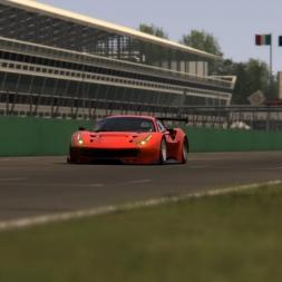 Assetto Corsa Ferrari 488 GT3 Hotlap Monza 1:48:040