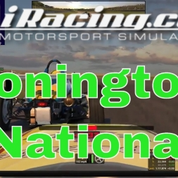 iRacing UK&I Skip Barber at Donington National